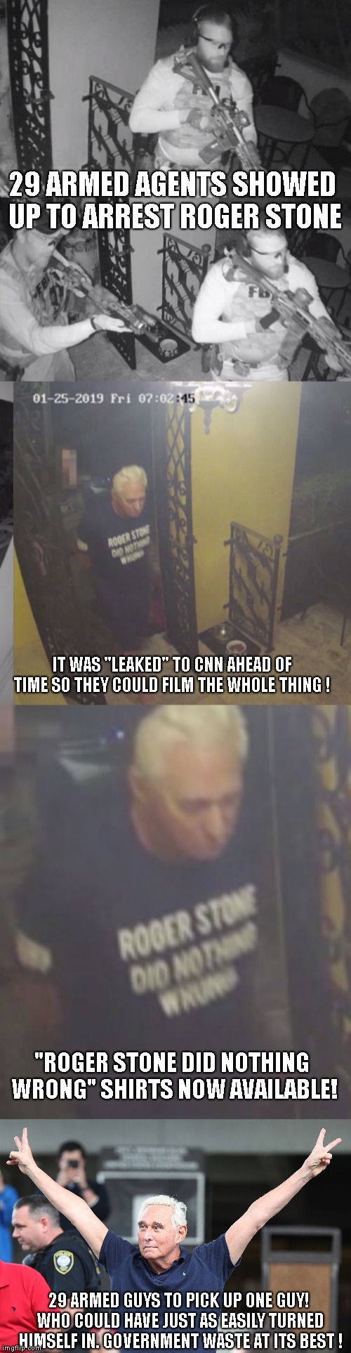 """Excessive Use Of Force"" It's Time For Someone to Reign In These Government Agencies That Have No Oversight Over Wasting MONEY ! 