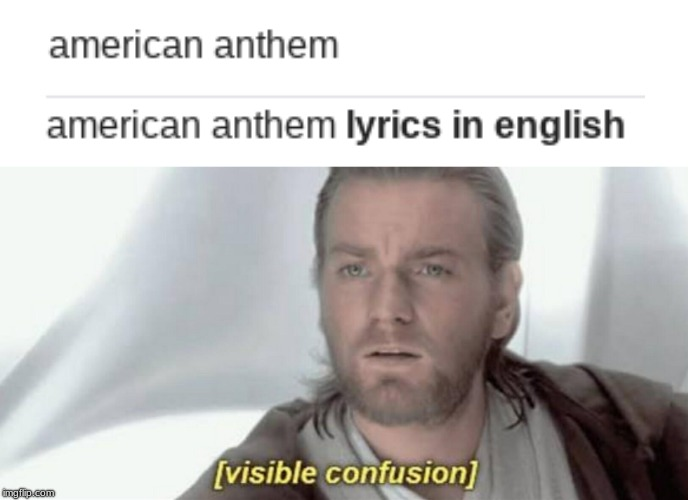 Visible Confusion | image tagged in visible confusion,memes,star wars,funny,funny memes,other | made w/ Imgflip meme maker
