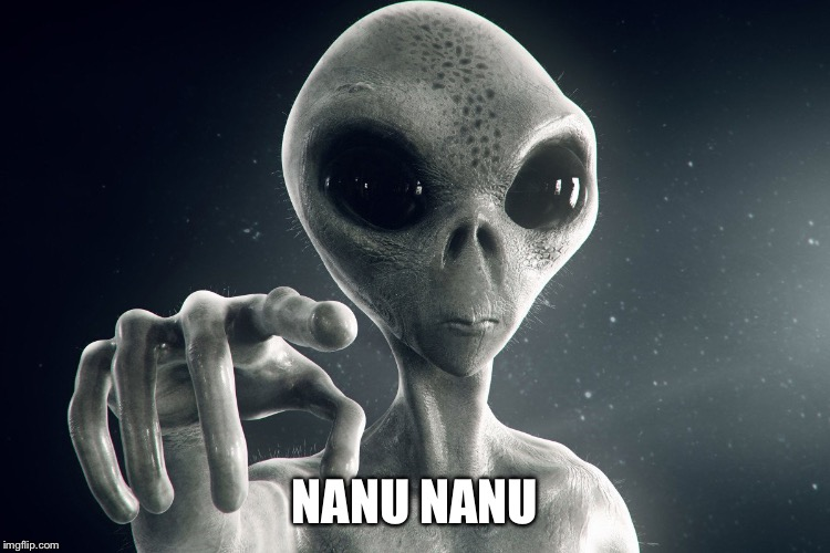 NANU NANU | made w/ Imgflip meme maker