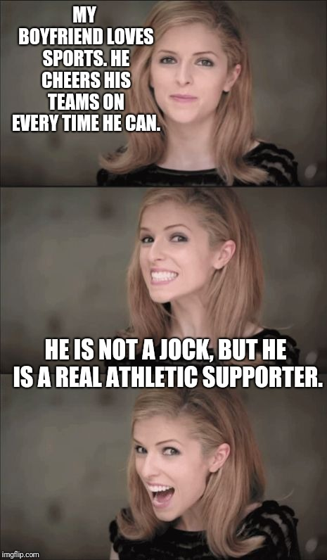 "He Goes To Games Whenever He Feels The ""Itch"" 