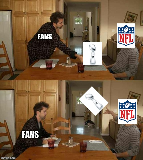 Throw away plate | FANS FANS | image tagged in throw away plate | made w/ Imgflip meme maker