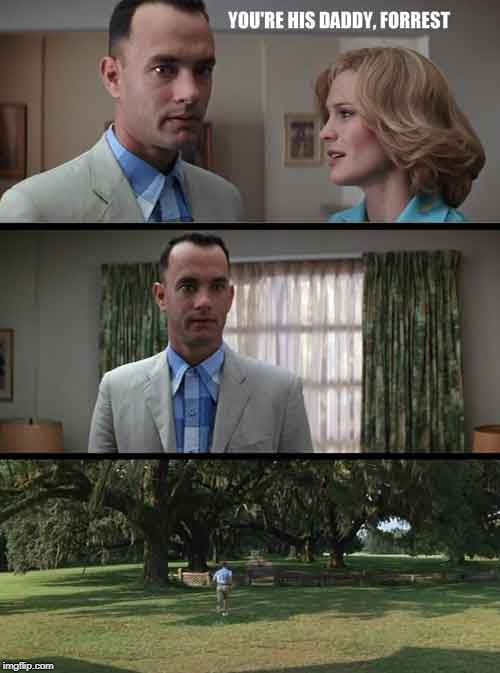 Forrest Gump Meme Week | image tagged in forrest gump,run forrest run | made w/ Imgflip meme maker