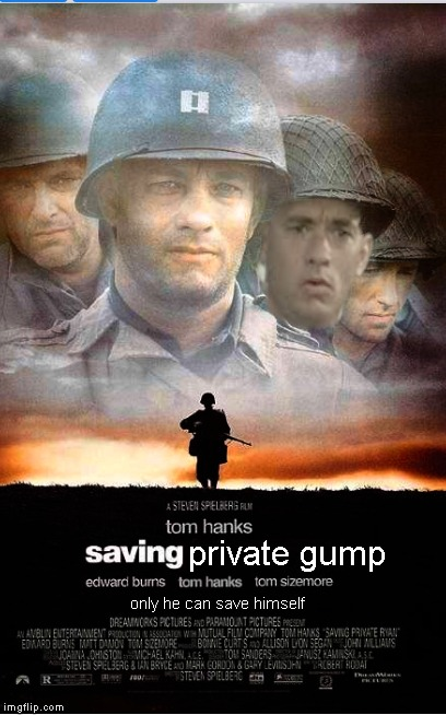 "Read the ""tag line""... LOL.. *****Forrest Gump Week Feb 10th-16th***** (A CravenMoordik event) 