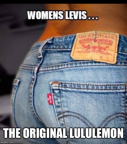 Country girls  | THE ORIGINAL LULULEMON | image tagged in old school | made w/ Imgflip meme maker