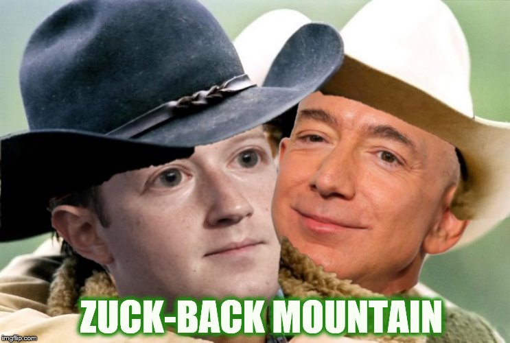 ZUCK-BACK MOUNTAIN | made w/ Imgflip meme maker