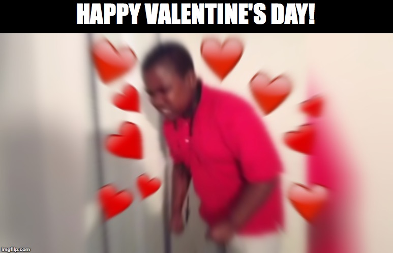 I hope you have a great day! | HAPPY VALENTINE'S DAY! | image tagged in memes,funny,u tripping bruh,memelord344,valentine's day,love | made w/ Imgflip meme maker