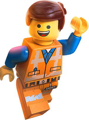 The Lego Movie 2 Emmet Blank Template Imgflip