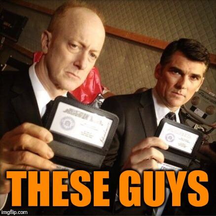 FBI | THESE GUYS | image tagged in fbi | made w/ Imgflip meme maker