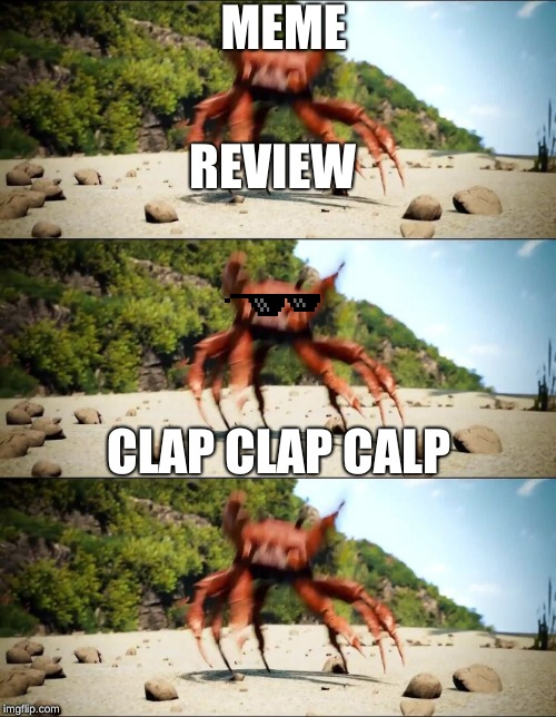 Image tagged in crab rave - Imgflip