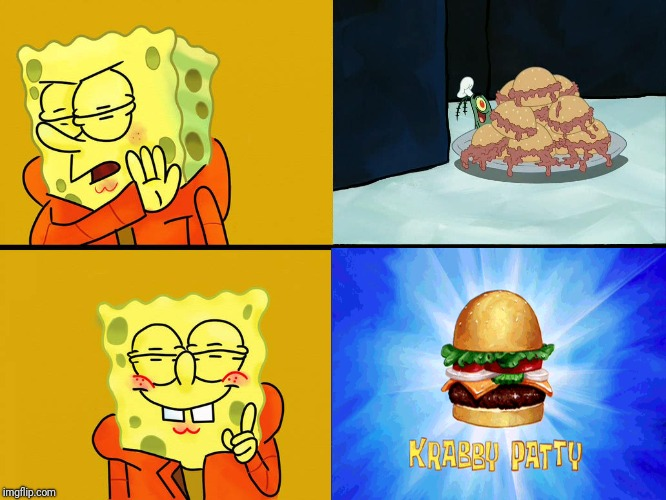Chummy joes; Krabby patty | image tagged in memes,spongebob squarepants,krabby patty,funny memes,plankton,meme | made w/ Imgflip meme maker