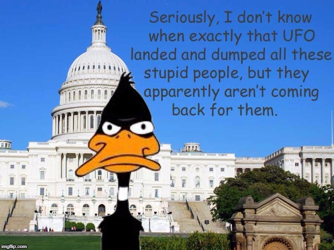 We have completed the set of Looney Toons in Congress. | . | image tagged in stupid people,washington dc,congress,political humor | made w/ Imgflip meme maker