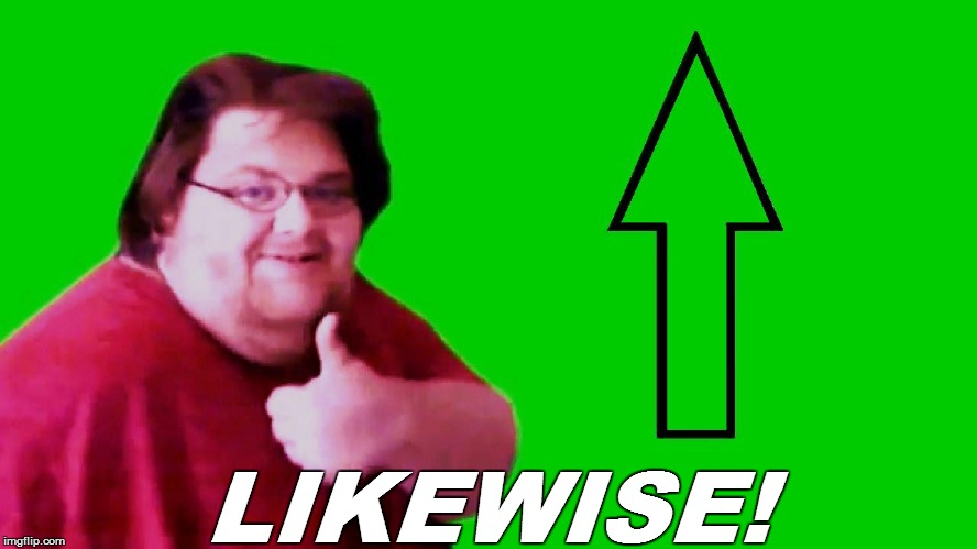LIKEWISE! | made w/ Imgflip meme maker