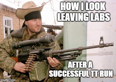 ESCAPE FROM TARKOV TT RUNS | HOW I LOOK LEAVING LABS AFTER A SUCCESSFUL TT RUN | image tagged in eft violence,tarkov,eft,pvp,loot,shooter | made w/ Imgflip meme maker