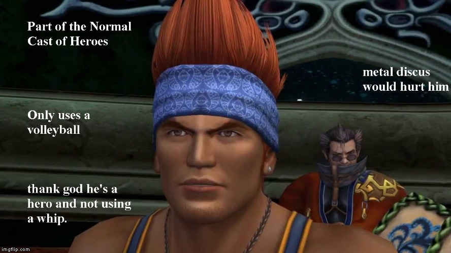 image tagged in stereotypical wakka | made w/ Imgflip meme maker