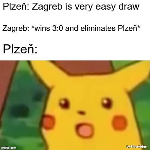 Surprised Pikachu Meme Imgflip