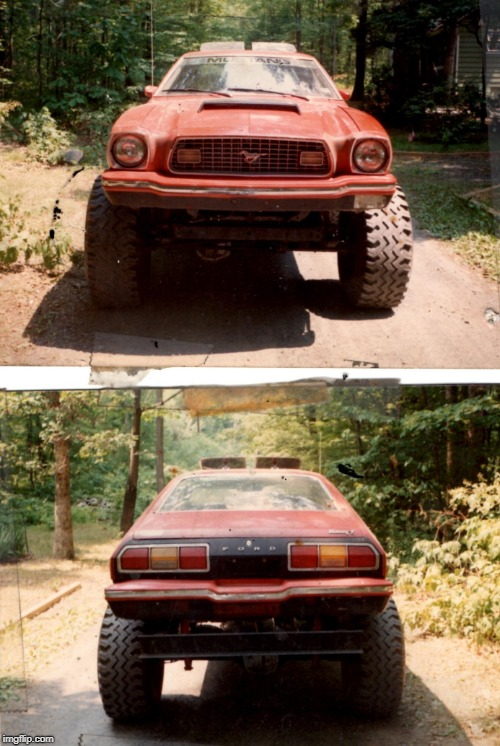 Looking to modify an old car (wanna do some redneck shit