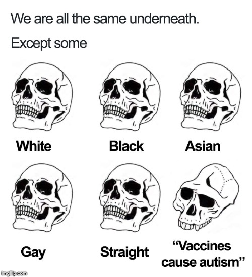 Idiots... | image tagged in memes,funny,dank memes,vaccines,anti vax,anti vaccine | made w/ Imgflip meme maker