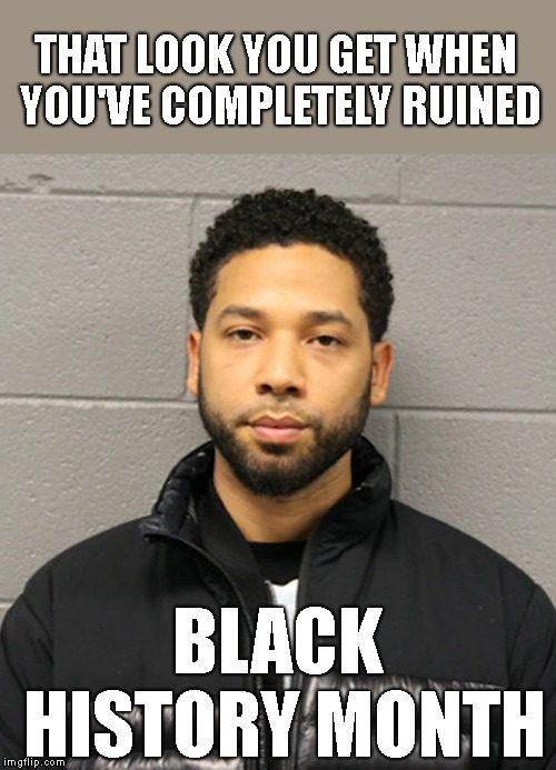 "Sure it's BAD Jussie, but there's no need to ""Beat Yourself Up Over It"" 
