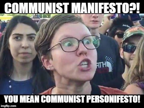 Politics Social Justice Warrior Memes Gifs Imgflip