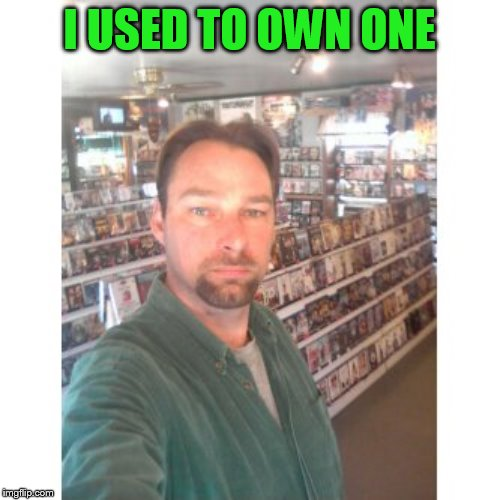I USED TO OWN ONE | made w/ Imgflip meme maker