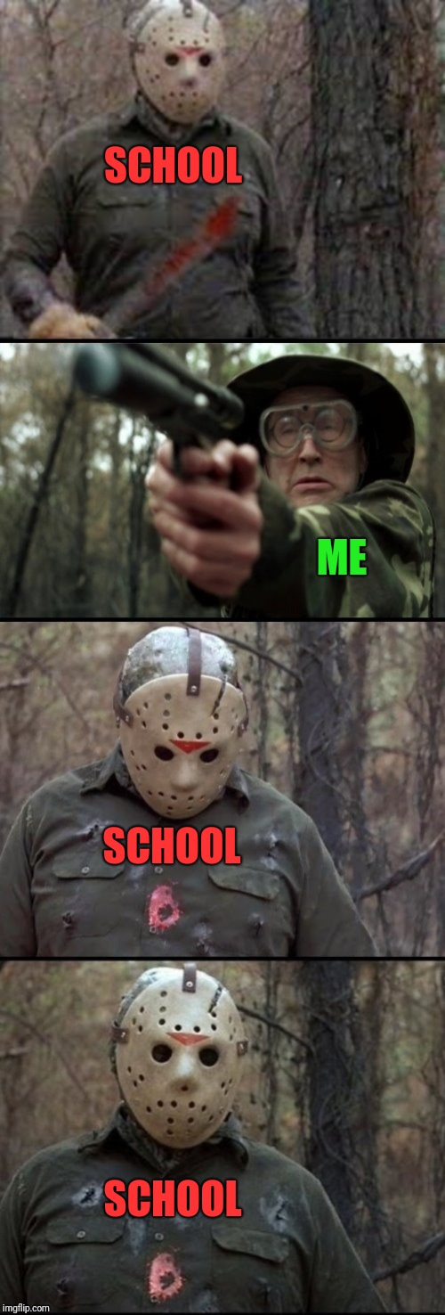 X Vs Y | SCHOOL ME SCHOOL SCHOOL | image tagged in x vs y | made w/ Imgflip meme maker
