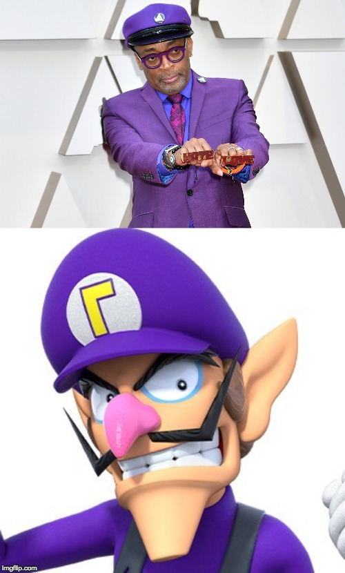 Who Wore It Best? | image tagged in academy award,oscars,the oscars,mario,waluigi,gaming | made w/ Imgflip meme maker