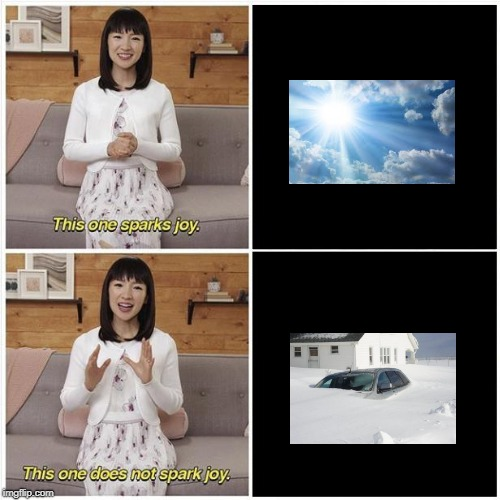 Marie Kondo Spark Joy | image tagged in marie kondo spark joy | made w/ Imgflip meme maker