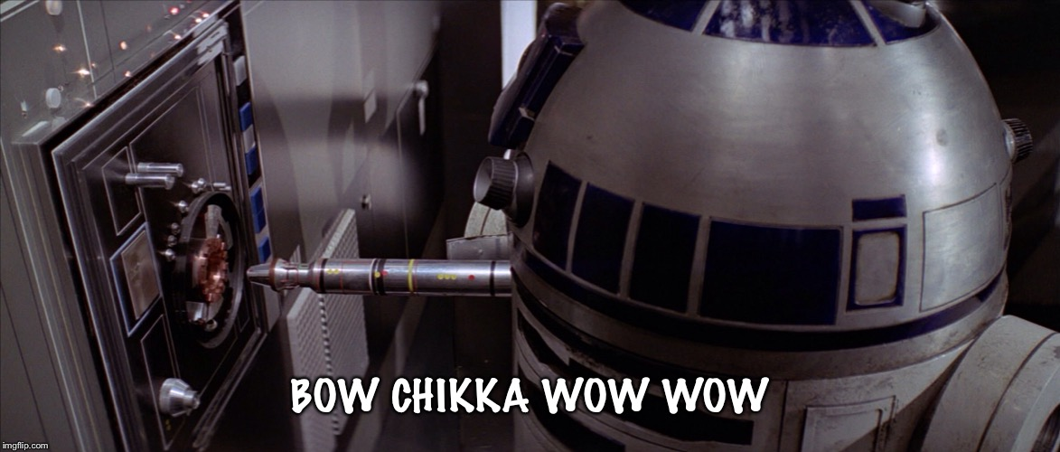 BOW CHIKKA WOW WOW | made w/ Imgflip meme maker