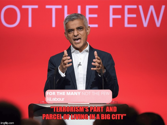 "#Terrorism | ""TERRORISM'S PART  AND PARCEL OF LIVING IN A BIG CITY"" 