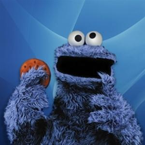 Image result for arnold cookie monster