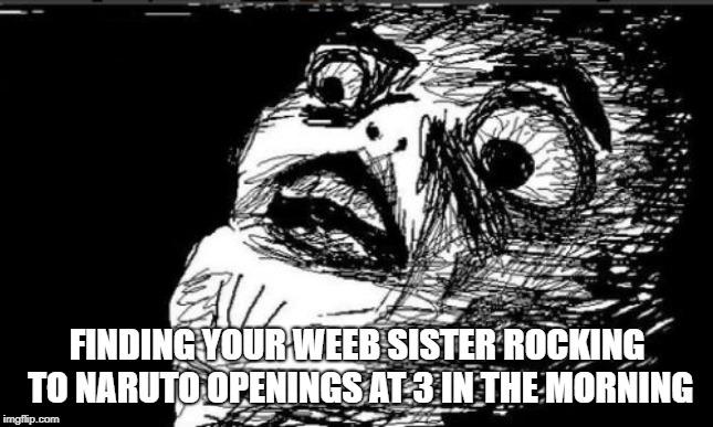 Gasp Rage Face Meme - Imgflip