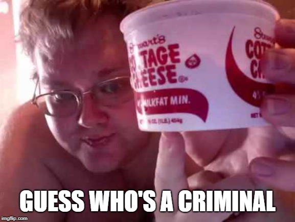 GUESS WHO'S A CRIMINAL | made w/ Imgflip meme maker