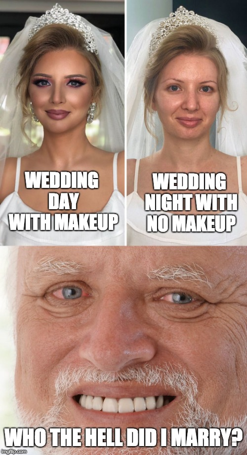 too much makeup Memes & GIFs - Imgflip