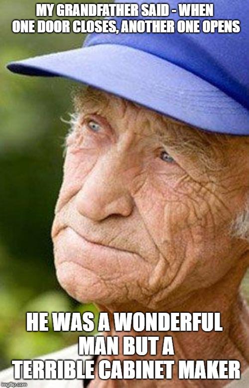 sad old man nostalga - Imgflip