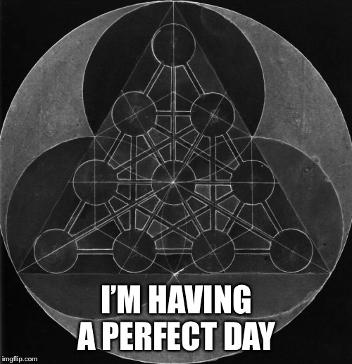 I'M HAVING A PERFECT DAY | made w/ Imgflip meme maker