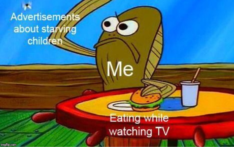 Quality meme | image tagged in spongebob,food | made w/ Imgflip meme maker
