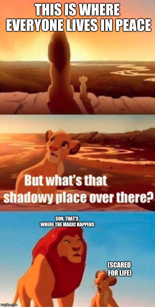 "The ""Magical"" Place 