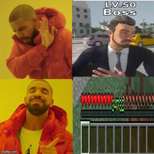 Drake Blank | image tagged in that's how mafia works,drake blank,minecraft,memes | made w/ Imgflip meme maker