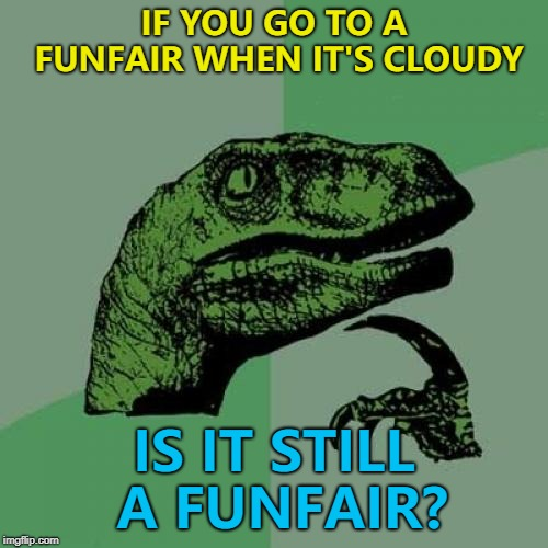 """Funcloudy"" doesn't sound as um... fun... :) 