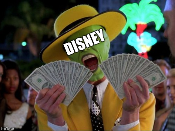 Money Money | DISNEY | image tagged in memes,money money | made w/ Imgflip meme maker