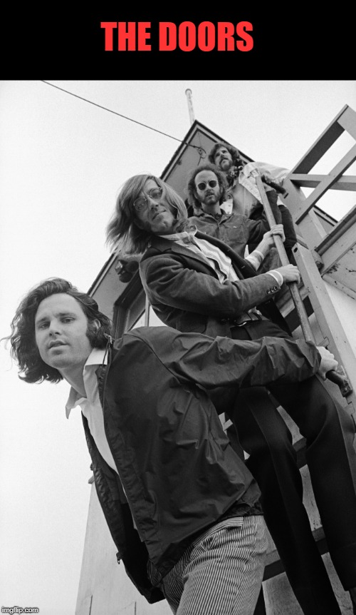 THE DOORS | image tagged in the doors | made w/ Imgflip meme maker