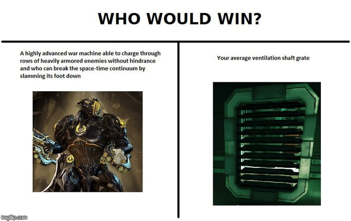 some funny title that no one ever reads  | image tagged in warframe,memes,yeet | made w/ Imgflip meme maker
