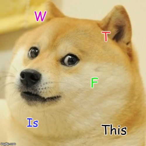 This My Boredom at Full Power | W T F Is This | image tagged in memes,doge,boredom,full,power | made w/ Imgflip meme maker