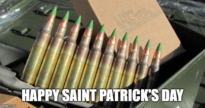 happy saint patrick day | HAPPY SAINT PATRICK'S DAY | image tagged in saint patrick's day | made w/ Imgflip meme maker