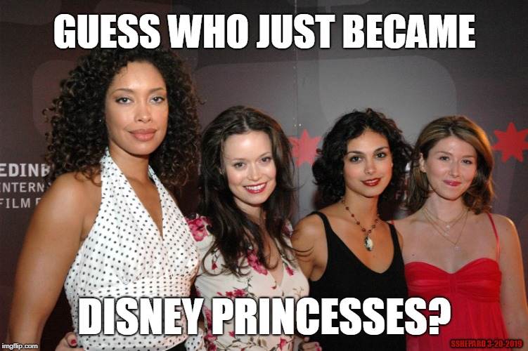 Firefly Girls Join Disney Princess Club | GUESS WHO JUST BECAME SSHEPARD 3-20-2019 DISNEY PRINCESSES? | image tagged in firefly,disney,princess,river tam,kaylee,princesses | made w/ Imgflip meme maker