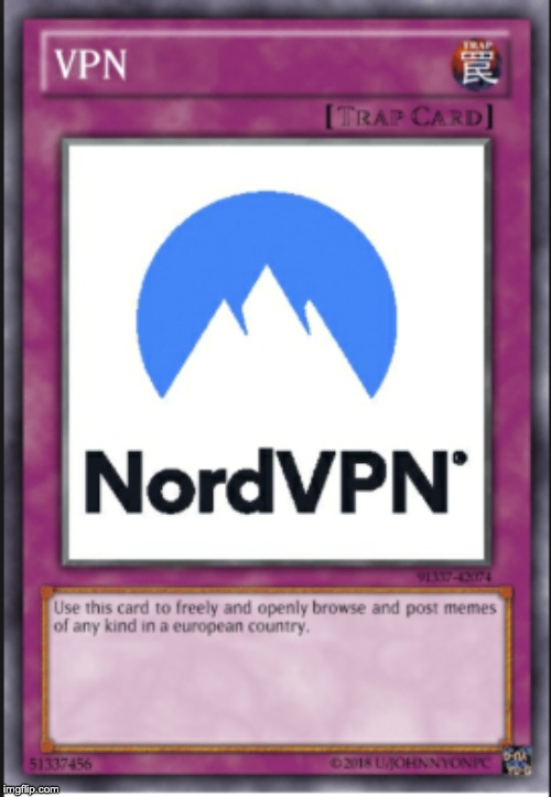 You Ve Just Activated My Trap Card Imgflip