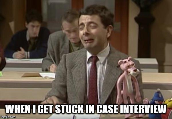 Case Interview Meme