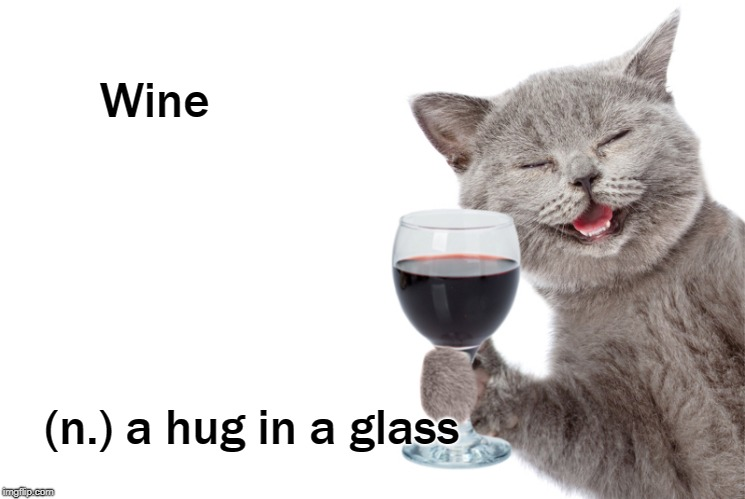 Dictionary... | Wine (n.) a hug in a glass | image tagged in wine,hug,glass | made w/ Imgflip meme maker
