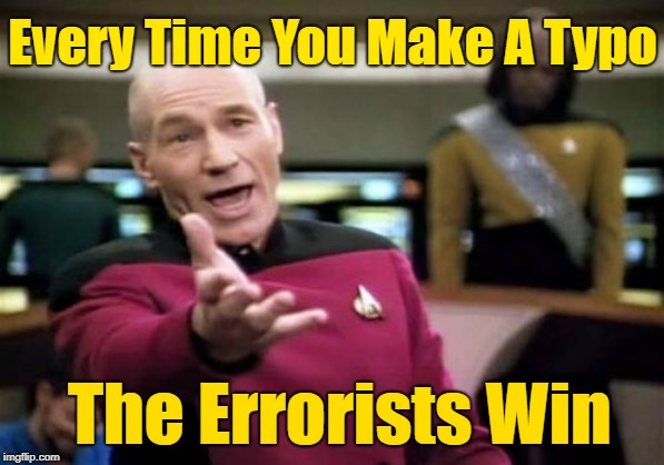 """So Fry Mot To Male Then"" Typos week 3/25 - 3/31, a Guccipolo2 & Boma event 