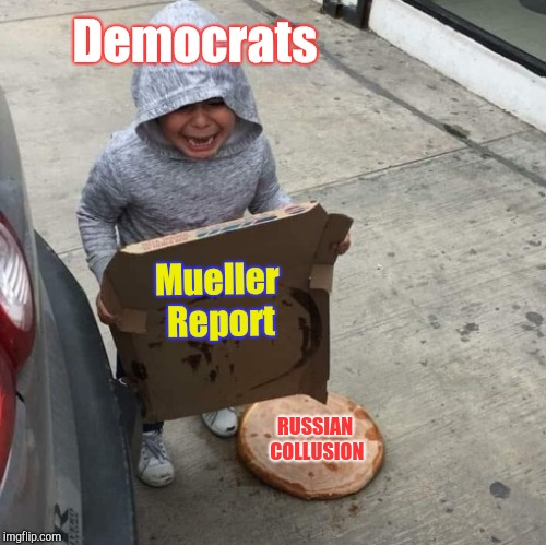 Tisk Tisk | Democrats Mueller Report RUSSIAN COLLUSION | image tagged in fail | made w/ Imgflip meme maker